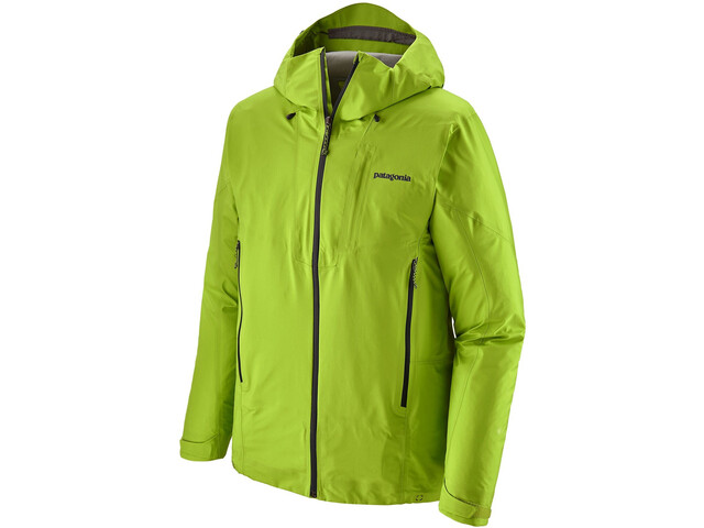 Patagonia Ascensionist Chaqueta Hombre, peppergrass green